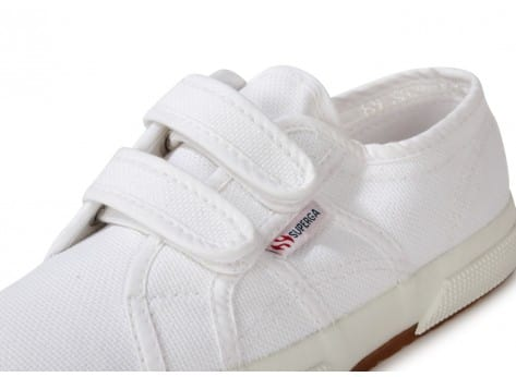 superga jvel classic enfant blanche chaussures chaussures chausport. Black Bedroom Furniture Sets. Home Design Ideas