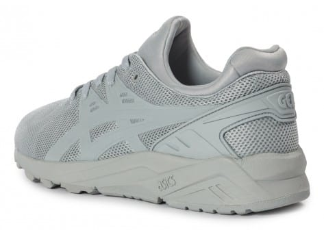 Chaussures Asics Gel Kayano Trainer Evo grise vue arrière