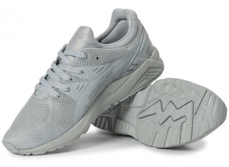 Chaussures Asics Gel Kayano Trainer Evo grise vue intérieure