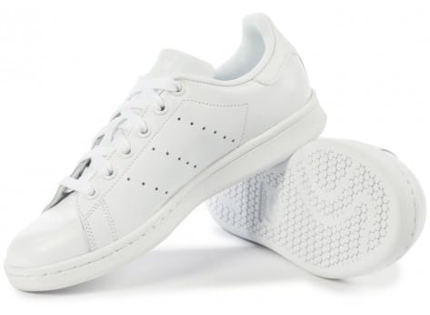 Chaussures adidas Stan Smith Triple Blanc vue intérieure