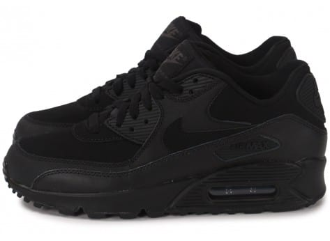Nike Air Max 90 Junior triple noire