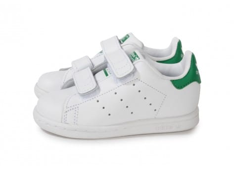 adidas Stan Smith Bébé blanche