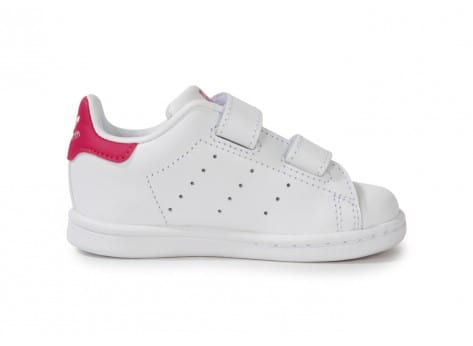 adidas stan smith enfant blanc bleu