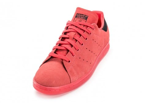 Chaussures adidas Stan Smith Suede Shored vue avant