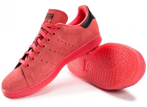 Chaussures adidas Stan Smith Suede Shored vue intérieure