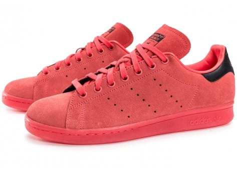 Chaussures adidas Stan Smith Suede Shored vue extérieure