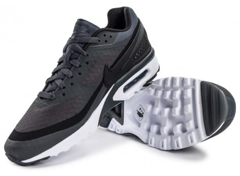 Chaussures Nike Air Max BW Ultra anthracite vue intérieure