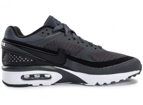 Chaussures Nike Air Max BW Ultra anthracite vue dessous