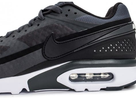 Chaussures Nike Air Max BW Ultra anthracite vue dessus