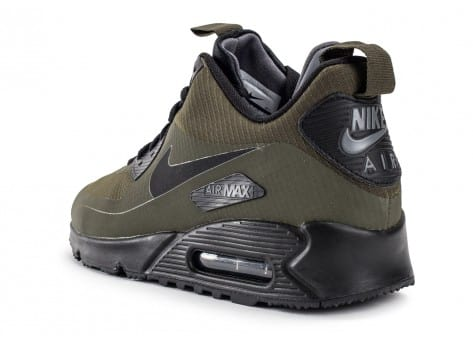 Chaussures Nike Air Max 90 Mid Winter Green vue arrière