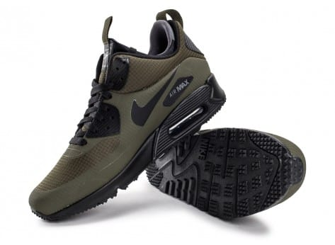 Chaussures Nike Air Max 90 Mid Winter Green vue intérieure