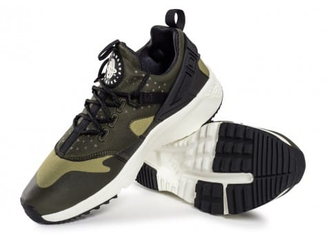 Chaussures Nike Air Huarache Utility Olive vue intérieure