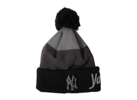 Bonnets New Era BONNET CUFF YANKEES GRIS