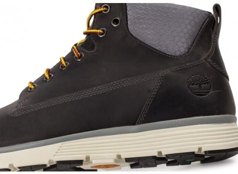 Chaussures Timberland Killington Chukka grise vue dessus