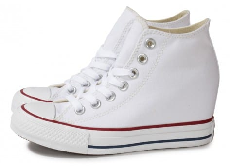 chaussures converse blanche. Black Bedroom Furniture Sets. Home Design Ideas