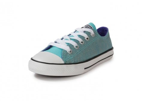 Chaussures Converse All-star Oxfords Peaster Coaster Enfant vue avant