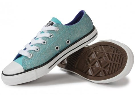 Chaussures Converse All-star Oxfords Peaster Coaster Enfant vue intérieure