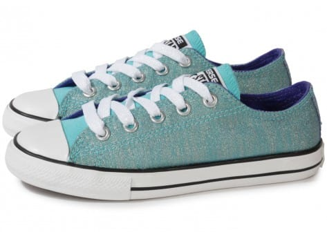 Chaussures Converse All-star Oxfords Peaster Coaster Enfant vue extérieure
