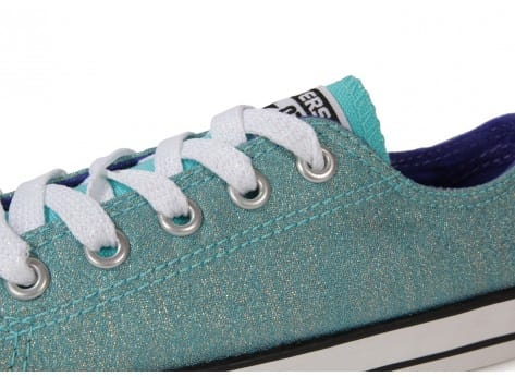 Chaussures Converse All-star Oxfords Peaster Coaster Enfant vue dessus