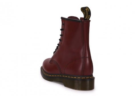 Chaussures Dr Martens 1460 cherry red vue arrière