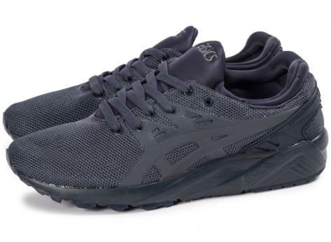 Chaussures Asics Gel Kayano Trainer Evo Indian Ink vue extérieure