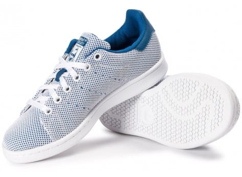 Chaussures adidas Stan Smith Adicolor Summer bleue vue intérieure