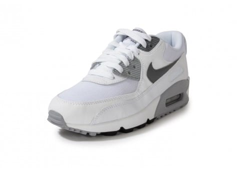 huge discount 64160 75a91 nike air max blanche et grise