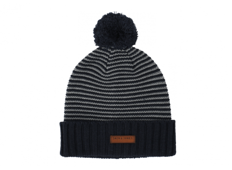 Bonnets Jack & Jones Bonnet Pattern bleu marine