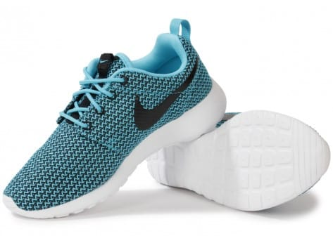 Chaussures Nike Roshe Run Clear Water vue intérieure