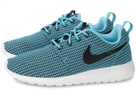 Chaussures Nike Roshe Run Clear Water vue extérieure