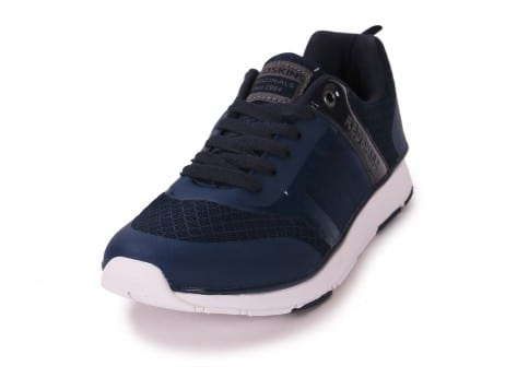 Chaussures Redskins Holly bleue vue avant