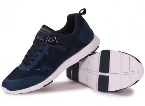 Chaussures Redskins Holly bleue vue intérieure