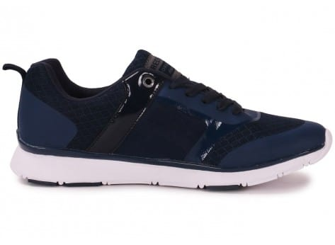 Chaussures Redskins Holly bleue vue dessous