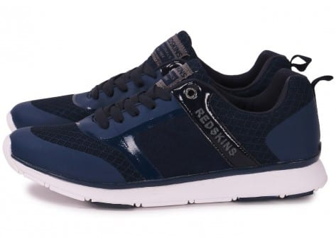 Chaussures Redskins Holly bleue vue extérieure