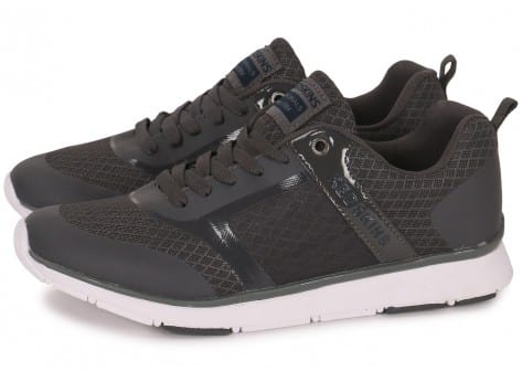 Chaussures Redskins Holly grise vue extérieure