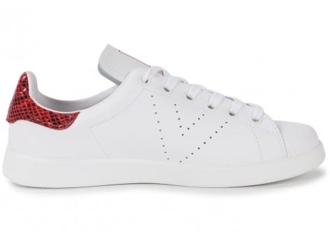 Chaussures Victoria Deportivo Blanche vue dessous