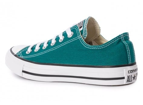 Chaussures Converse Chuck Taylor All-Star Seasonal OX Rebel Teal vue arrière