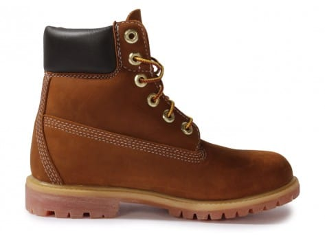 Chaussures Timberland Earthkeepers 6-inch Premium Boot Rouille vue dessous