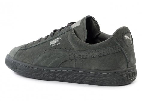 Chaussures Puma Suede Classic Ref Iced grise vue arrière