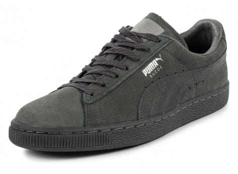 Chaussures Puma Suede Classic Ref Iced grise vue avant