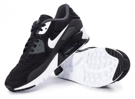 Chaussures Nike Air Max 90 Ultra Essential noire vue intérieure