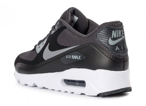 Chaussures Nike Air Max 90 Ultra Essential noire vue arrière