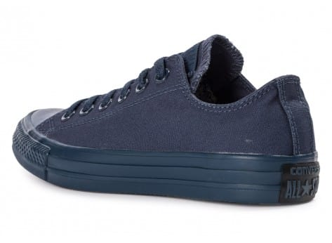 Chaussures Converse Chuck Taylor All Star Mono OX indigo vue arrière