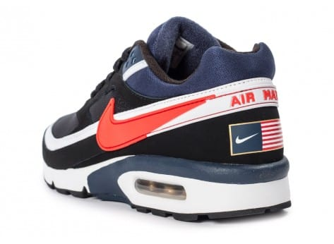 Chaussures Nike Air Max BW Olympic USA vue arrière