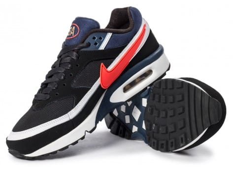 Chaussures Nike Air Max BW Olympic USA vue intérieure