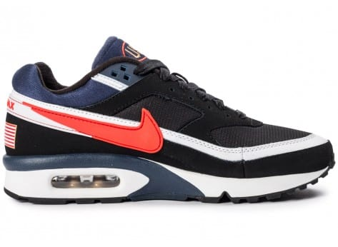 Chaussures Nike Air Max BW Olympic USA vue dessous