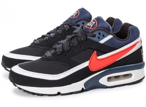 Chaussures Nike Air Max BW Olympic USA vue extérieure