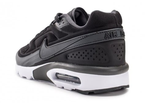 Chaussures Nike Air Max BW Ultra noir anthracite vue arrière