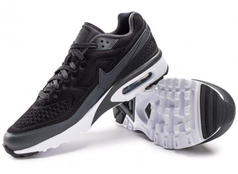 Chaussures Nike Air Max BW Ultra noir anthracite vue intérieure