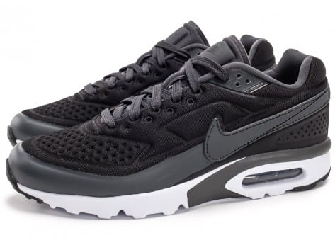 Chaussures Nike Air Max BW Ultra noir anthracite vue extérieure